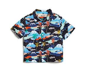 Camisa Bebê Yoru Preta - Bento