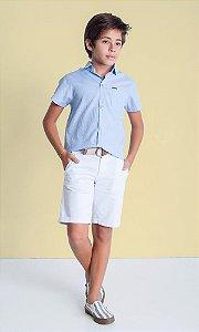 Camisa Classica Maquinetado - Oliver