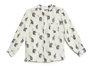 Camisa Zilla Off - Bento