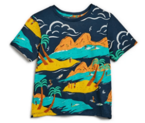 Camiseta Bebê Malha Shima - Bento