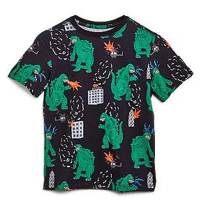 Camiseta Dino Takeshi - Bento