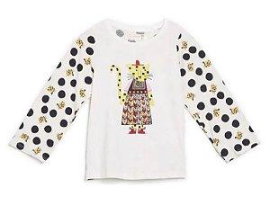 Camiseta Manga Longa Silk Sr. Jaguar - Fábula