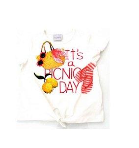 Camiseta Picnic - Momi