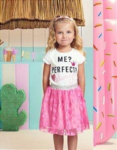 Conjunto Blusa e Saia - Me Perfect - Momi