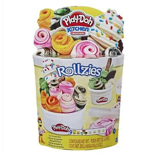 Massinha Play-Doh Rollzies Sorvete Hasbro - E8055