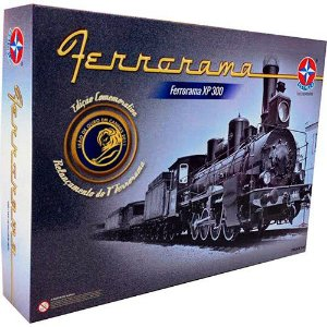 Trem Elétrico Ferrorama XP 300