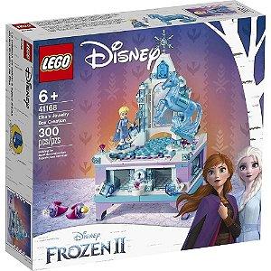 Disney Frozen 2 A Criação Do Porta-joias Da Elsa - Lego