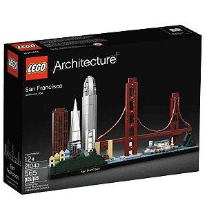 LEGO Architecture São Francisco