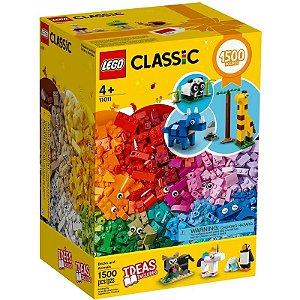 LEGO Classic Peças e Animais