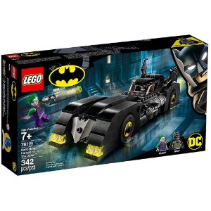 LEGO Batmobile Perseguição do Joker