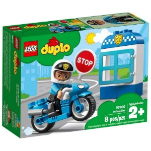 LEGO DUPLO Moto Policial