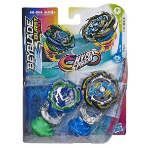 Beyblade Hypersphere Pack Ogre e Rock Dragon - Hasbro