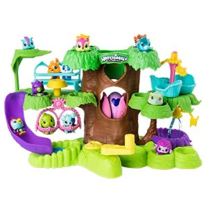 Hatchimals Colleggtibles Playset e Mini Figura Surpresa - Sunny
