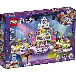 LEGO Friends Concurso de Bolos