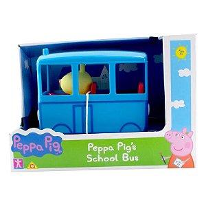 Ônibus Escolar Peppa Pig - DTC 4606