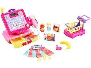 Super Caixa Registradora Princesas Magicas - Zoop Toys 157