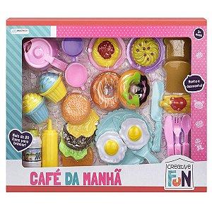 Creative Fun Café da Manhã