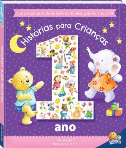 Livro Histórias Para Crianças... 1 ano