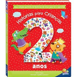 Livro Histórias Para Crianças... 2 anos