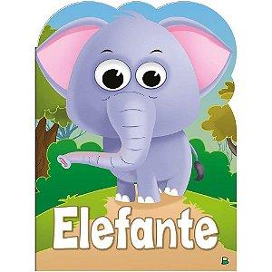 Livro Olha Quem Sou! Elefante
