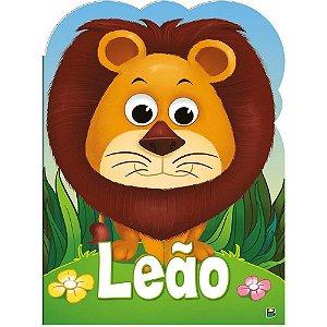 Livro Olha Quem Sou! Leão