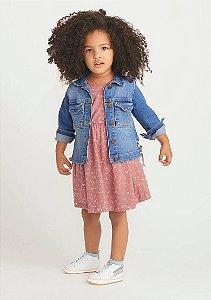 Vestido Infantil PUC Com Calcinha