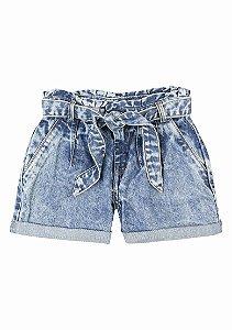 Short Infantil PUC Jeans Clochard