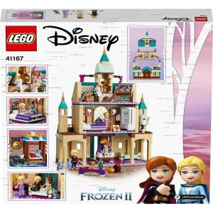 LEGO Disney Frozen II A Aldeia Do Castelo De Arendelle