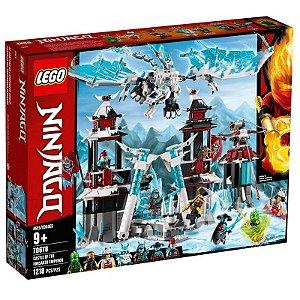 LEGO Ninjago Castelo do Imperador Abandonado