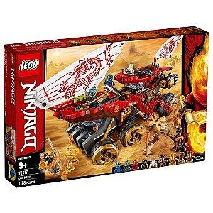 LEGO Ninjago Carro de Assalto Ninja