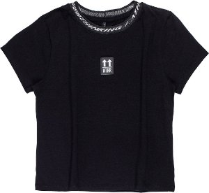 Camiseta Infantil Authoria basic retílinea 7004