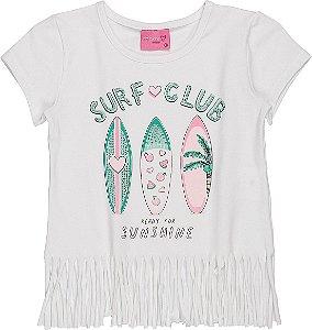 Blusa Infantil Momi Surf Club 3154