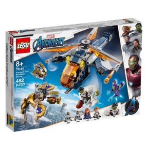LEGO AVENGERS HELICOPTER 76144