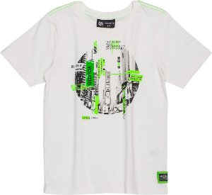 Camiseta Youccie Urban Off White