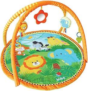 Tapete de Atividades Safari para Bebês - Buba