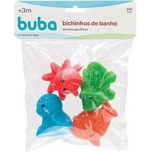 Bichinhos Para Banho Mar - Buba