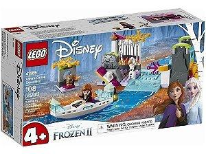 LEGO Disney Frozen II A Expedição de Canoa da Anna
