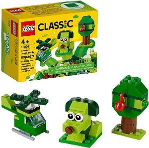 LEGO Classic Peças Verdes Criativas