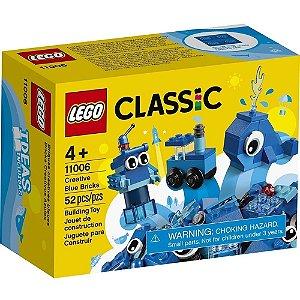 LEGO Classic Peças Azuis Criativas