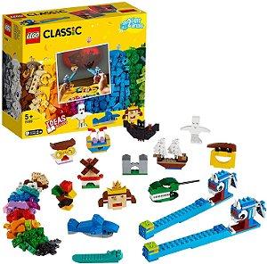 LEGO Classic Peças e Luzes