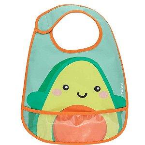 Babador Com Bolso Avocado Verde