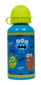 Garrafinha Infantil Monster Party Buba Azul