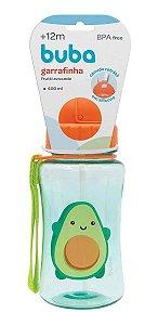Garrafinha Infantil Com Canudo Avocado Buba Verde