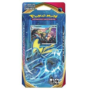 Jogo Pokémon Starter Deck - Espada e Escudo Escuridão Incandescente
