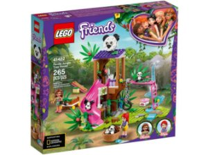 LEGO Friends Casa do Panda na Árvore da Selva