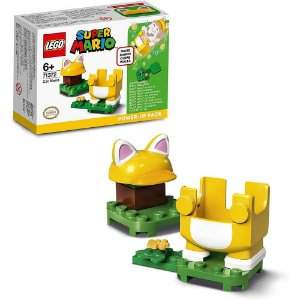 LEGO Super Mario Pacote Power Up Mario Gato