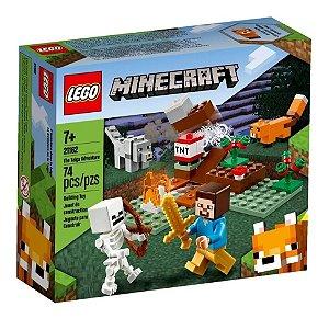 LEGO Minecraft Aventura em Taiga