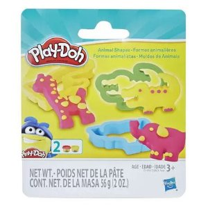 Massinha Play-Doh Kit Molde Diversos - Hasbro