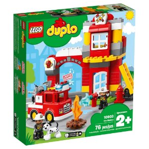 LEGO DUPLO Quartel dos Bombeiros