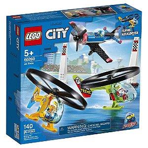 LEGO City Corrida Aérea